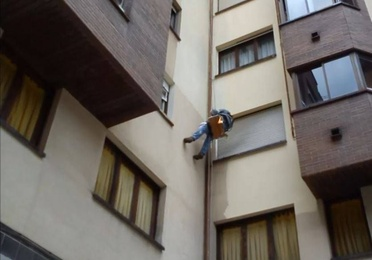 Trabajos verticales Asturias