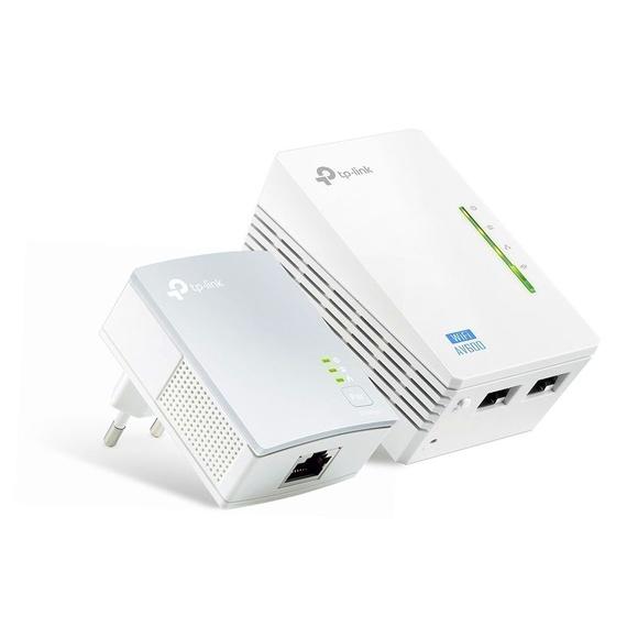 PLC Kit Extensor Powerline WiFi AV600 a 300 Mbps: Nuestros productos de Sonovisión Parla