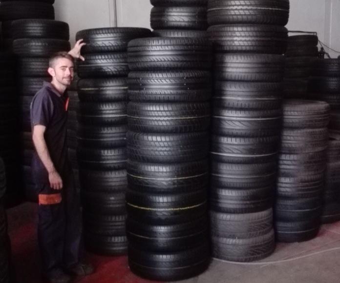 Neumáticos 2ª mano