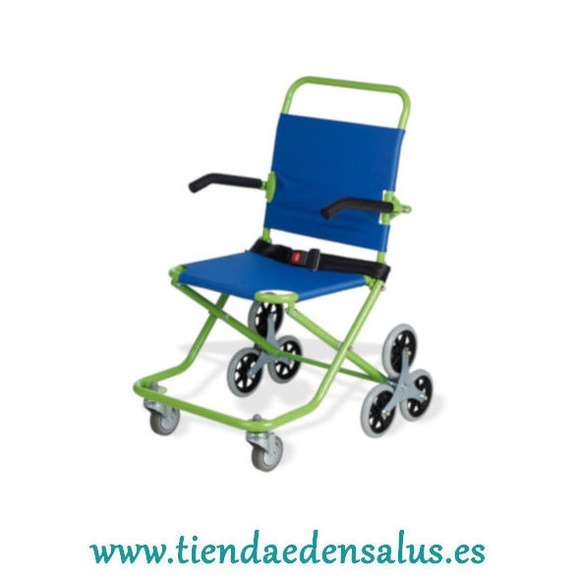 Silla salvaescalera manual