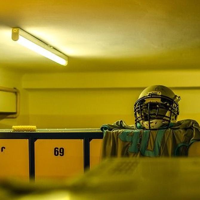 Consejos para limpiar los vestuarios de centros deportivos