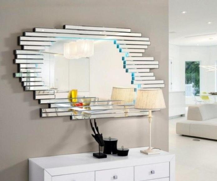 Espejos para baño: Nuestros productos de Cristalería Crespo