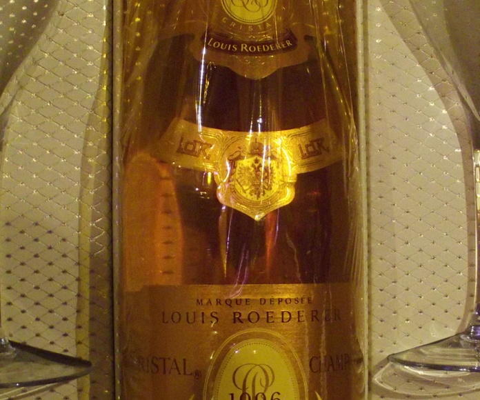 Louis Roederer Cristal 1996 Edición Unica