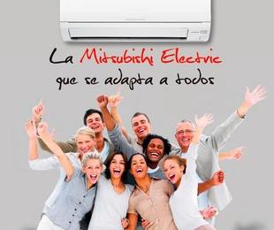 Aire Acondicionado - Mitsubishi Electric Serie MSZ
