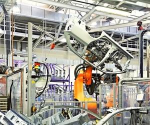 Robots y PLC programados