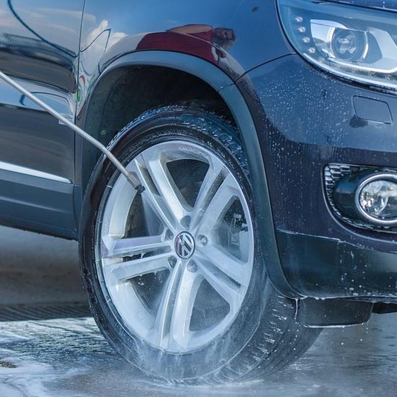 Lavado primiun desde 17€: Servicios de Car Wash Alcorcón