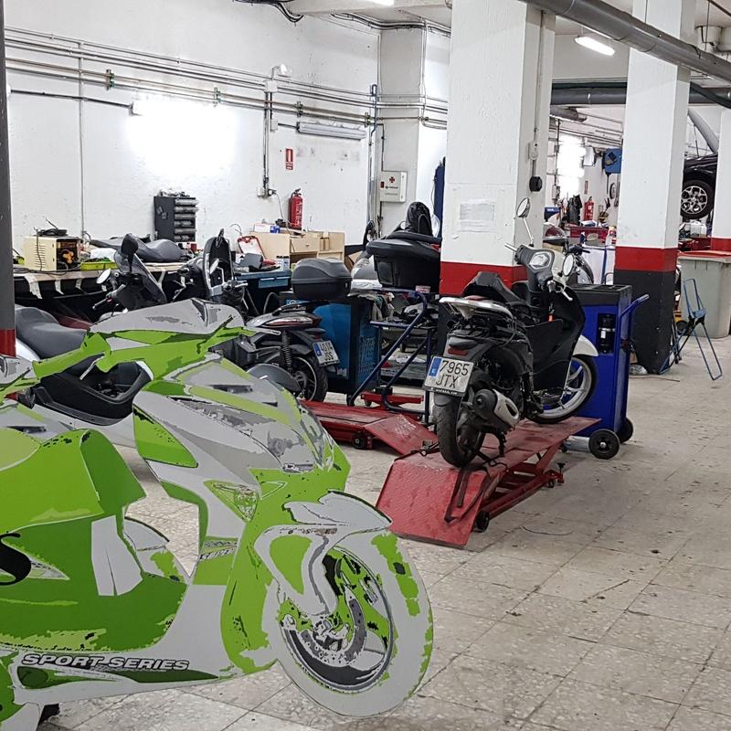 Compraventa de coches y motos de segunda mano: Servicios de Grupo Carsan