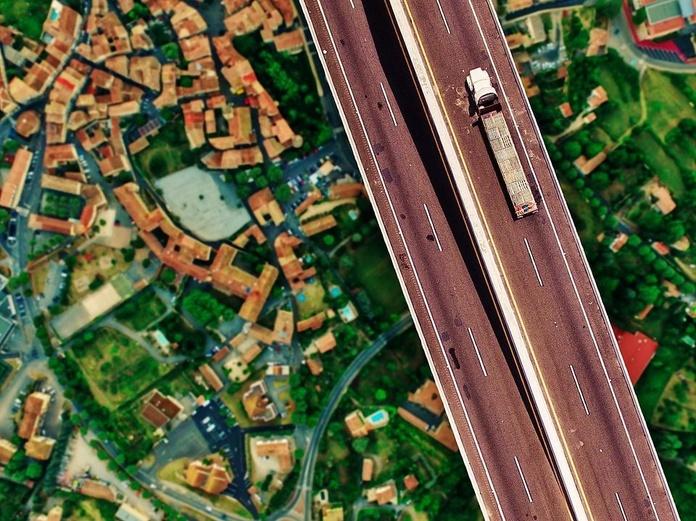 Transporte nacional e internacional: Servicios de Corpa Logística, S.L.