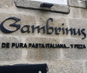 Cocina italiana en  Santiago de Compostela