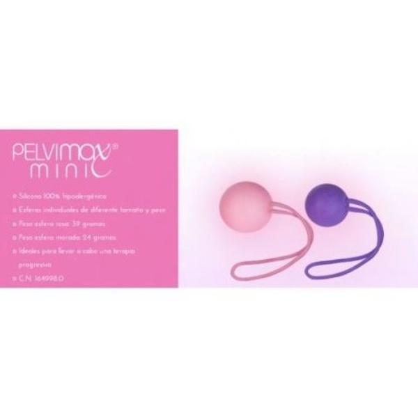 Miniesferas de silicona Pelvimax: Catálogo de Farmacia Las Cuevas-Mª Carmen Leyes