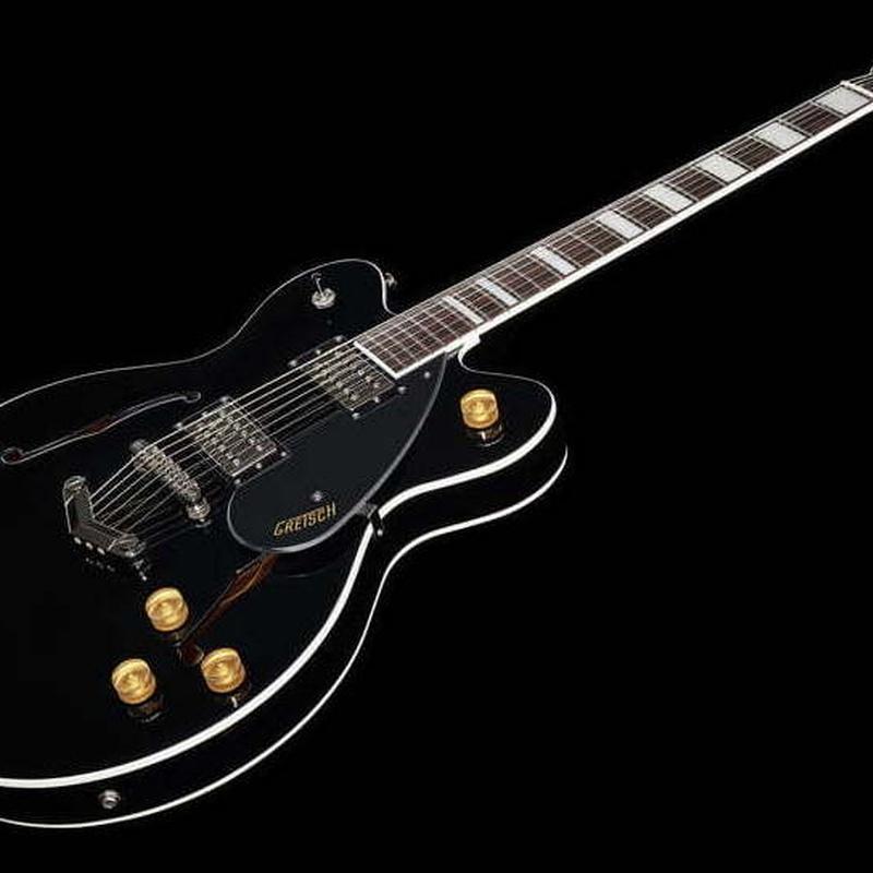 Gretsch G2622 Black Streamliner rocabilly semihueca blues jazz rock
