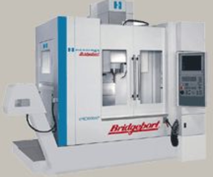 Bridgeport XP3: Maquinaria de Mecanizados Jasa