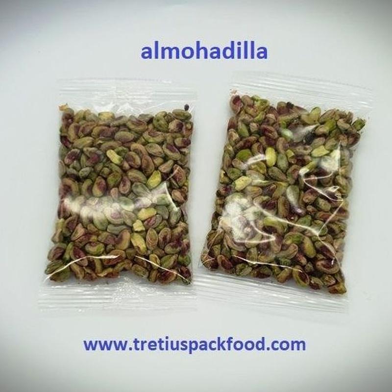 Envasado conformado tipo almohadilla: NUESTROS  ENVASADOS de Envasados de Alimentos Bio y Gourmet, S.L