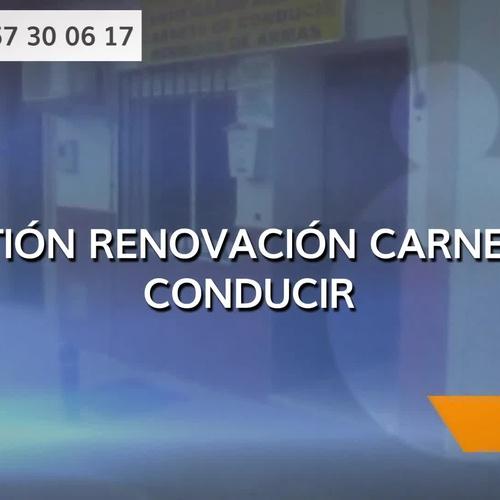 Renovar el permiso de conducir en La Carlota | Centro Médico Psicotécnico La Carlota