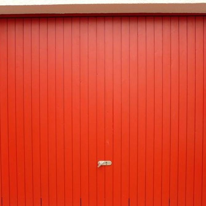 Consejos para elegir la puerta de tu garaje