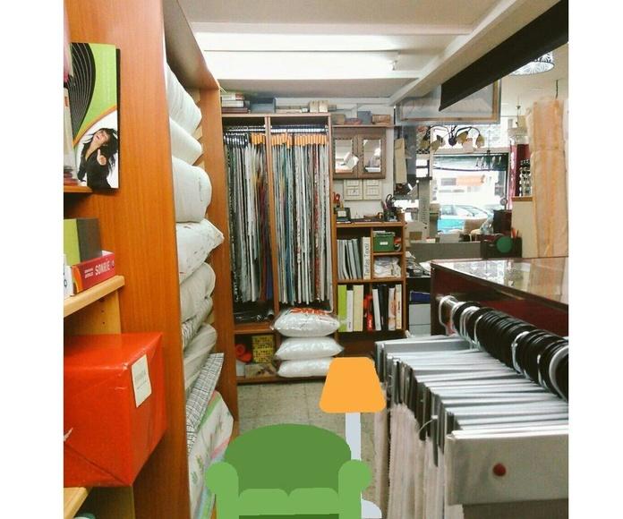 Cortinas a medida: Catálogo de Recó Mobiliario y Decoración