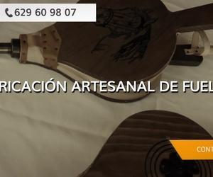 Fuelles artesanos en Navarra | Manufacturas de Vega
