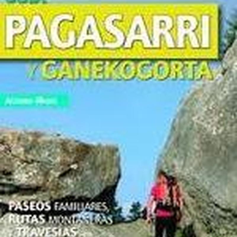 GUIA DE PAGASARRI Y GANEKOGORTA