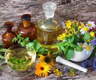 Cosmética biológica: Servicios de Herbolario 1000 Remedios
