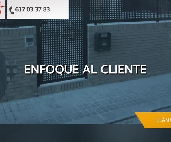 Presupuesto de ventanas en Valencia | Metalex