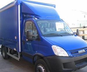 Empresa de transportes con años de experiencia en Terrassa