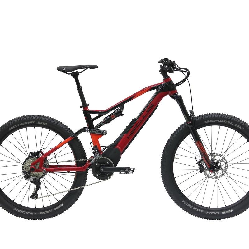 HERCULES NOS FS PRO 1 BROSE :  de E-Bike Guadarrama