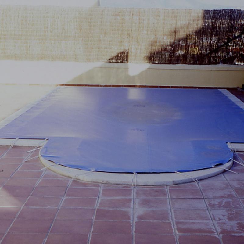 Cubiertas de piscina: Productos de Toldos Guadalgenil