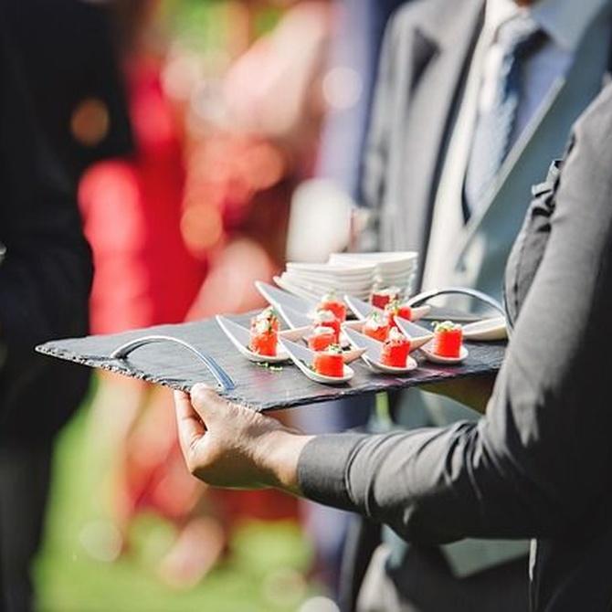 Cómo elegir el mejor catering para tu boda