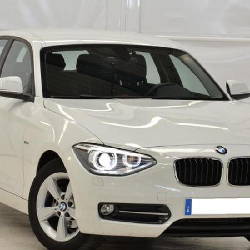 BMW 116D SPORT BLANCO: Nuestros coches de Auto Sport