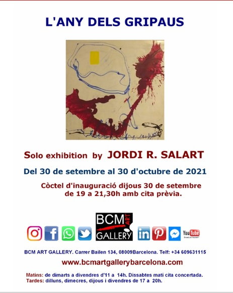 Poster de la exposición