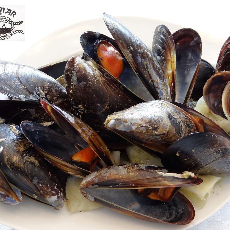 Mariscos: Carta de Restaurant Rosamar