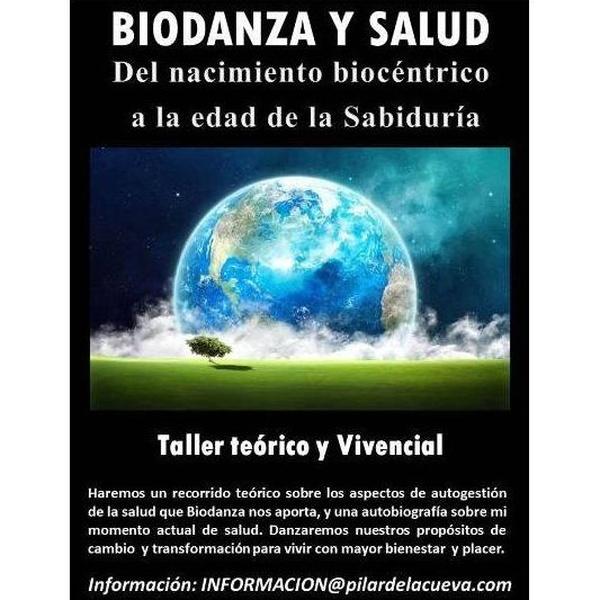 Taller de biodanza facilitador@s
