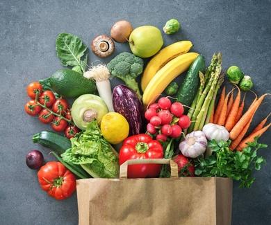Pantone nutricional: lo que el color de los alimentos dice sus sustancias beneficiosas