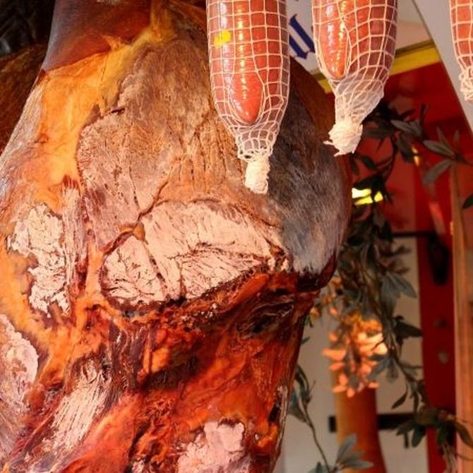 La conservación del jamón: no congelarlo nunca