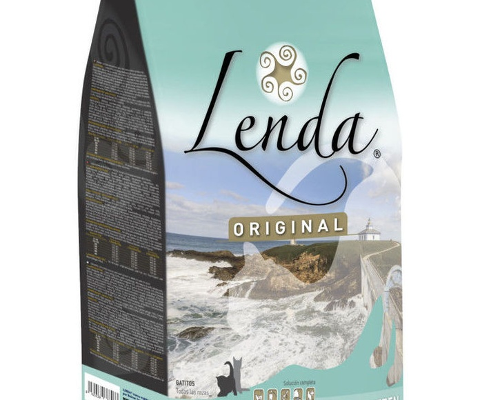 Lenda Nature Original Gato Pollo Kitten