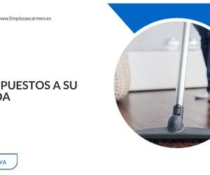 Empresas de limpieza en San Andrés del Rabanedo | Limpiezas Carmen