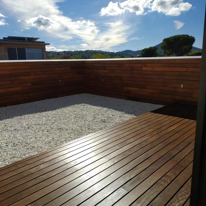Outdoor carpentry: Services de ASC Carpintería