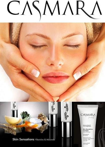 Skin Sensations, el tratamiento revitalizante para tu piel, de Casmara: BLOG de LLONGUERAS MIRASIERRA
