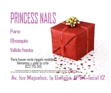Regalo Princess Nails