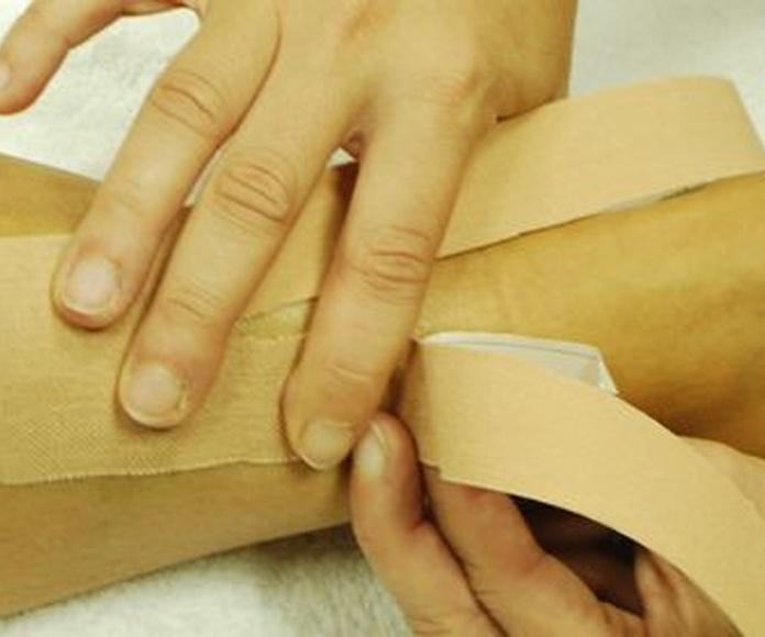 Osteopatía: Servicios de Cemaf
