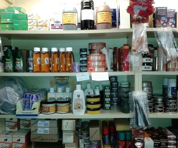 Conservación de la piel : Productos de Curtidos J. Otero