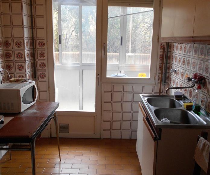 Piso junto Parque Europa: Venta y alquiler de inmuebles de Inmobiliaria Renedo