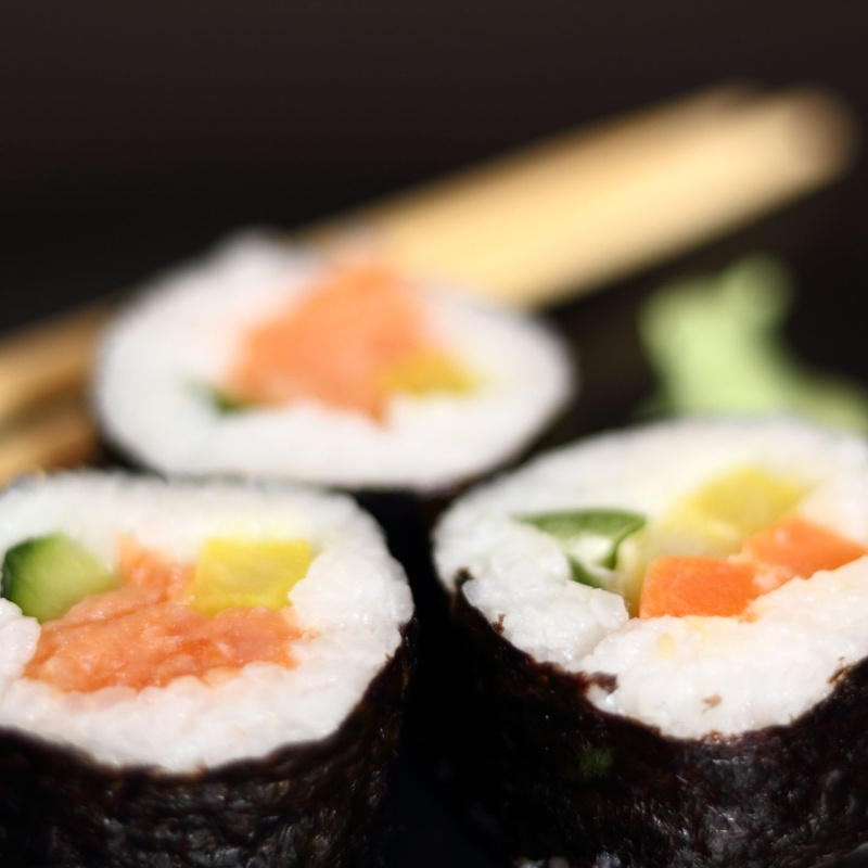 Futomaki: Carta de Mr. Sushi
