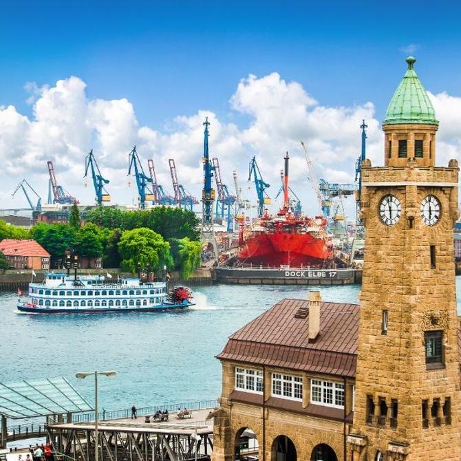 ¿Las hamburguesas se inventaron en Hamburgo?