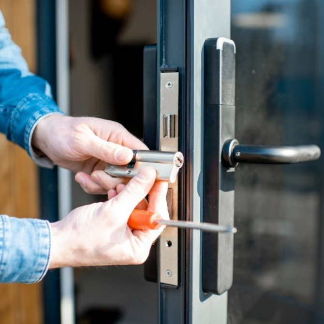 Cómo mantener cerraduras de puertas en las mejores condiciones
