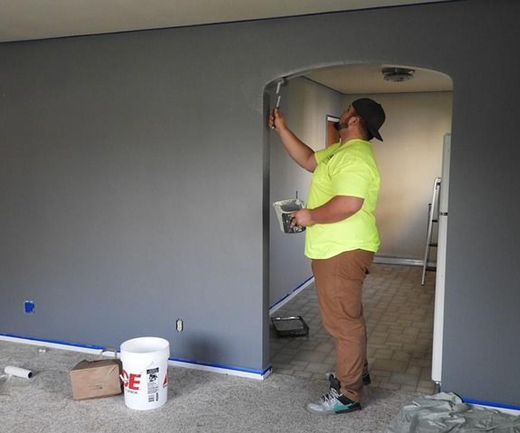 Ten en cuenta estos consejos antes de pintar tu vivienda