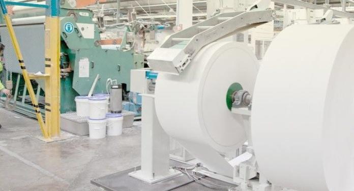 Converting / Transformación productos tisú: Productos y servicios de Cel