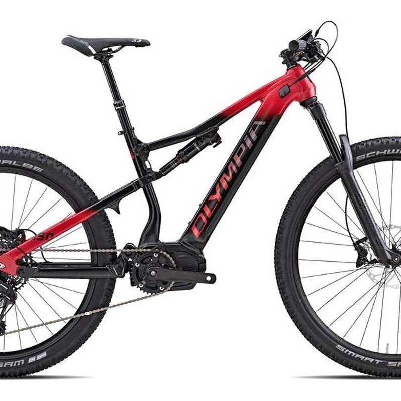 OLIMPIA EX 900 WH PRIME:  de E-Bike Guadarrama