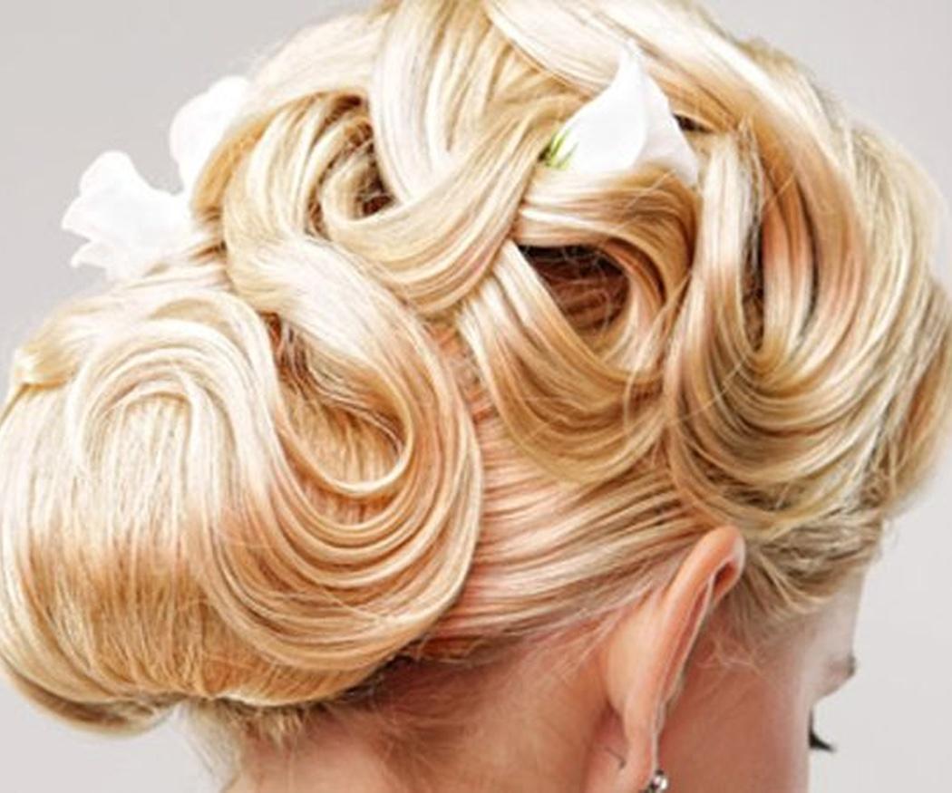 Sugerencias para tu peinado de boda