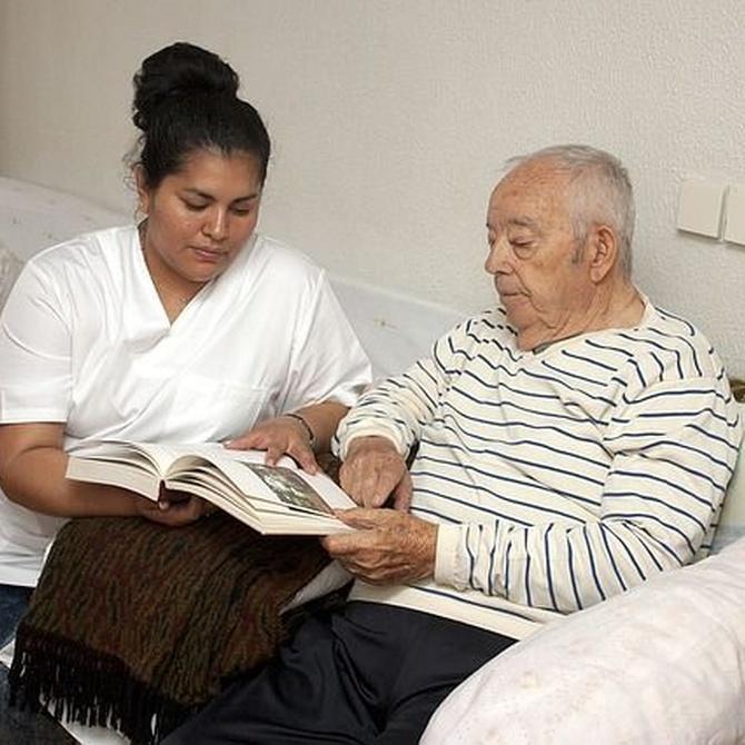 Dificultades de la ayuda a domicilio en las personas dependientes